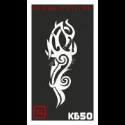 Трафарет Кельтский узор - КБ50