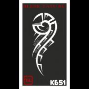 Трафарет Кельтский узор - КБ51