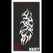 Трафарет Кельтский узор - КБ57