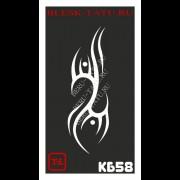 Трафарет Кельтский узор - КБ58