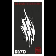 Трафарет Кельтский узор - КБ70