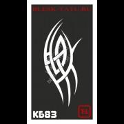 Трафарет Кельтский узор - КБ83