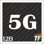 """Трафарет 12В """"5G вид 2"""""""