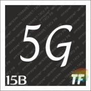 """Трафарет 15В """"5G вид 3"""""""
