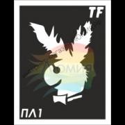 Трафарет ПЛ1