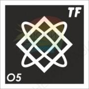 """Трафарет О5 - """"ЗВЕЗДА ЛАДЫ-БОГОРОДИЦЫ"""""""