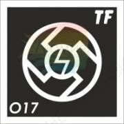 """Трафарет О17 - """"ВЕДАРА"""""""