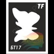 Трафарет БТ17