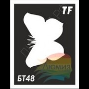 Трафарет БТ48