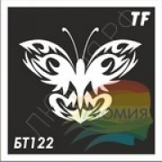 Трафарет БТ122
