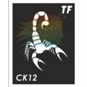 Трафарет СК12