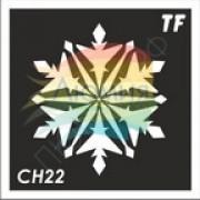 Трафарет СН 22