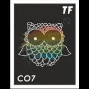 Трафарет СО 7