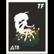 Трафарет ДТ8