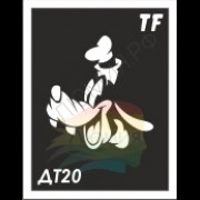 Трафарет ДТ20