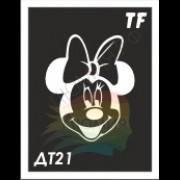 Трафарет ДТ21