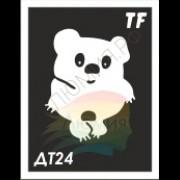 Трафарет ДТ24