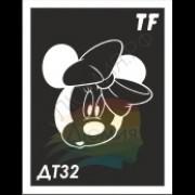 Трафарет ДТ32