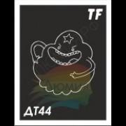 Трафарет ДТ44