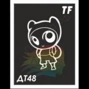 Трафарет ДТ48