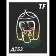 Трафарет ДТ53