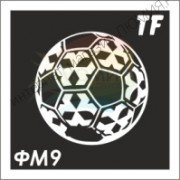 Трафарет ФМ9