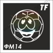 Трафарет ФМ14