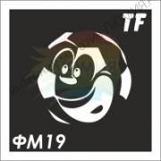 Трафарет ФМ19