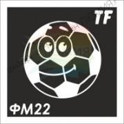 Трафарет ФМ22