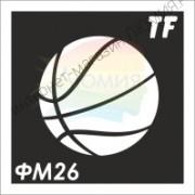 Трафарет ФМ26