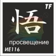 """Трафарет ИЕ116 """"ПРОСВЕЩЕНИЕ"""""""