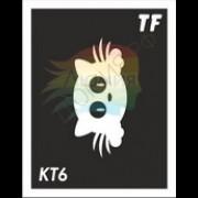 Трафарет КТ6