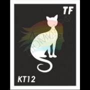 Трафарет КТ12