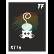 Трафарет КТ16