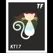Трафарет КТ17
