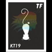Трафарет КТ19