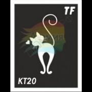 Трафарет КТ20