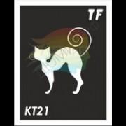 Трафарет КТ21