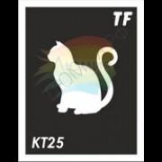 Трафарет КТ25