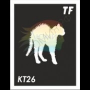 Трафарет КТ26