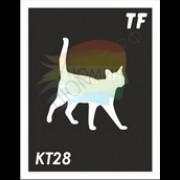 Трафарет КТ28