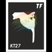 Трафарет КТ27