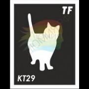 Трафарет КТ29