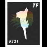 Трафарет КТ31