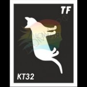 Трафарет КТ32