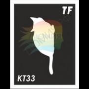 Трафарет КТ33