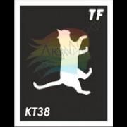 Трафарет КТ38