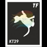 Трафарет КТ39