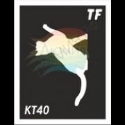 Трафарет КТ40