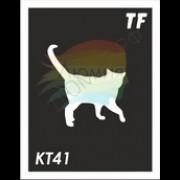 Трафарет КТ41